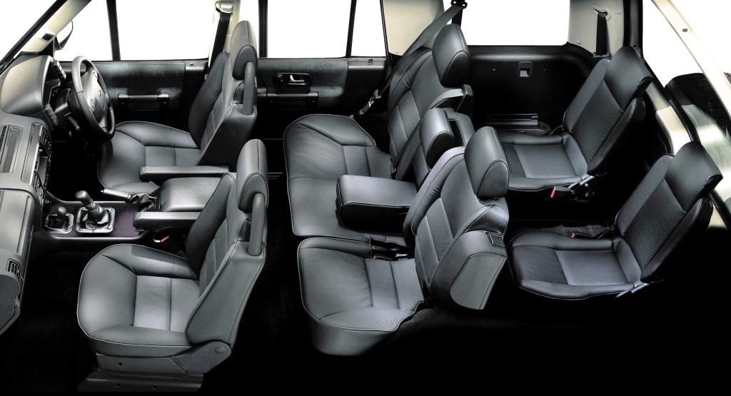 Poważnie 17 SUV - ów dla dużej rodziny - jakie auto? - Karta Dużej Rodziny JP84